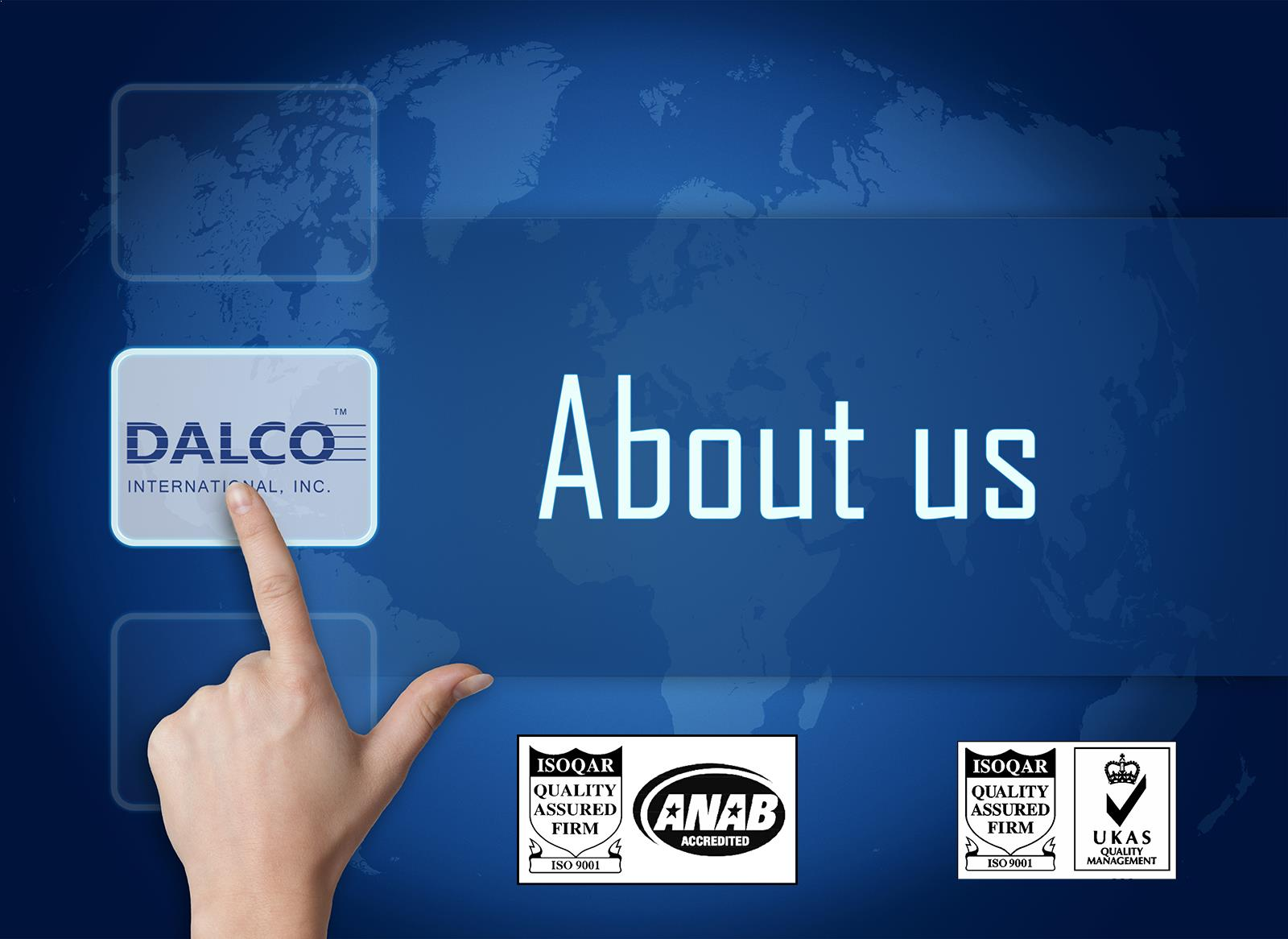 about dalco international